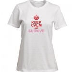 Women Keep Calm Front