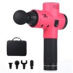 Hot Pink Total Massage Gun