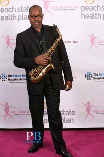 Saxophonist – Prince Martin