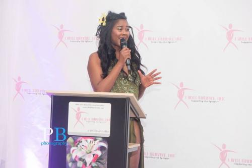 Award Winning Actress- Host Tangi Miller